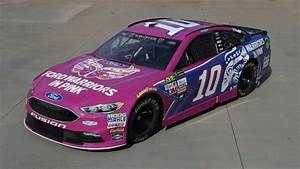 Danica Patrick Debuts No. 10 Ford Warriors in Pink Fusion ...