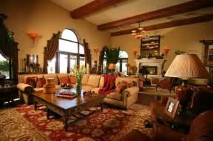 Spanish Decor Living Room by Spanish Interior Design Ideas