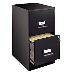 Realspace File Cabinet Remove Drawer by Realspace 174 Quot Manager S Quot 2 Drawer Letter File 30 Recycled