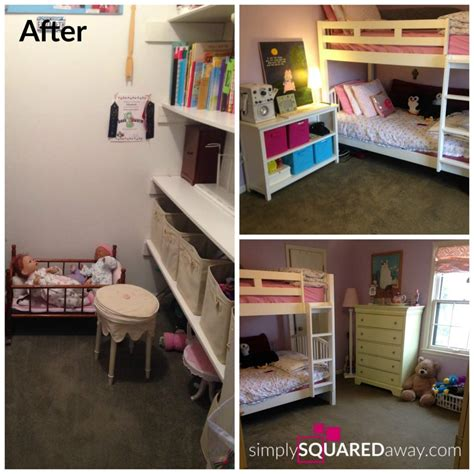 The Ultimate Girls Bedroom Organizing Makeover Ever And 10