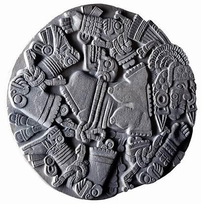 Stone Aztecs Coyolxauhqui Mictlantecuhtli Disk History Obelisk