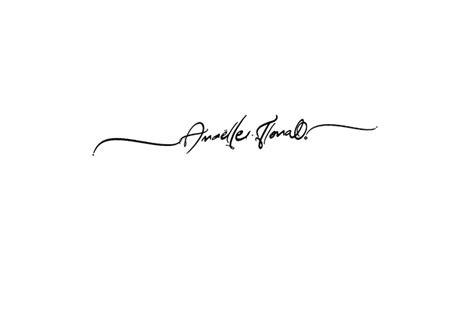 tatouage prenom poignet italique wrist  tattoo