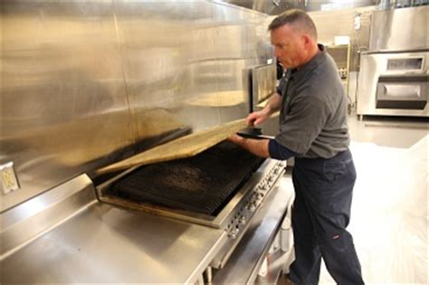 exhaust hood cleaning kitchen hood cleaning grease masters