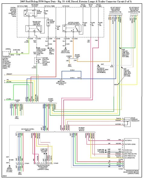 Need Wiring Diagram For Ford Exclusive Tow Command