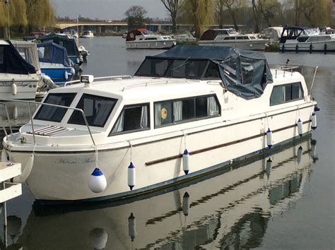 Viking Boats For Sale Uk by Viking 32 Aft Cabin Boat For Sale Quot Herons Above Quot At Jones