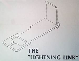 lightning link step iges solidworks 3d cad model With lightning link template