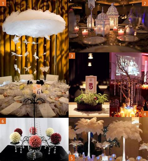 unique centerpiece ideas bravobride