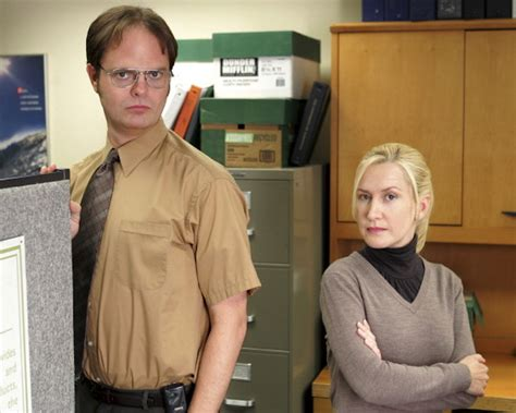 Why Angela And Dwight Were The Greatest Love Story On