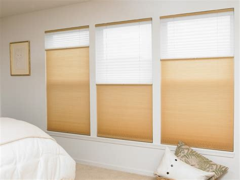 blinds top bottom up blinds cordless top bottom up cellular shades