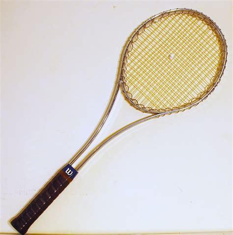 wilson tx vintage tennis racquet    sn wis