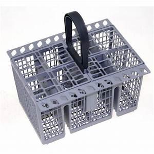 Panier Couvert Lave Vaisselle : panier porte couverts gris pour lave vaisselle scholtes ~ Melissatoandfro.com Idées de Décoration