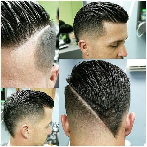 shaped neckline haircut boys  cut pictures