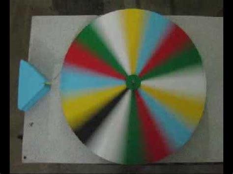 Ruleta colores - Recursos didcticos