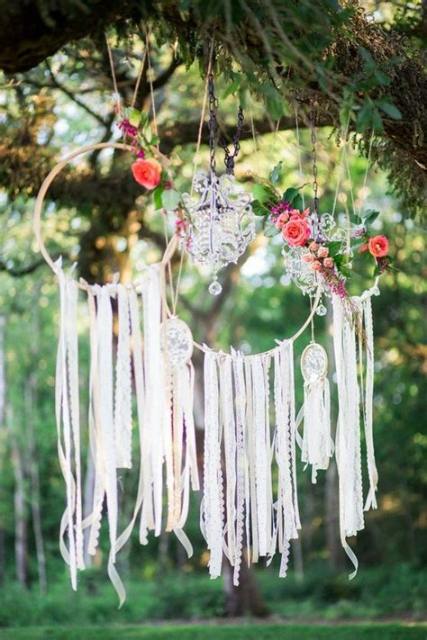trending  boho chic wedding ideas     day