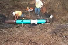 repair water lines