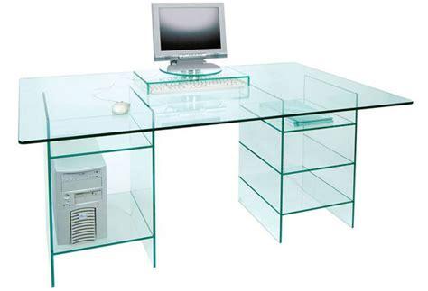 greenapple furniture glass desk with shelves