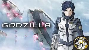 Godzilla 2017 Anime Official Title & Plot Revealed - YouTube