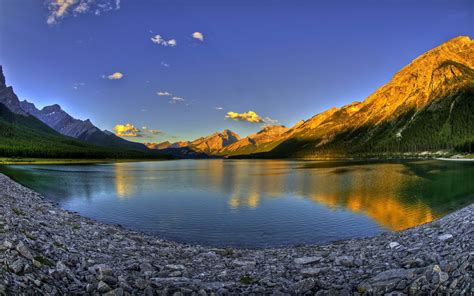 spray lakes canada-landscape HD Widescreen Wallpaper ...
