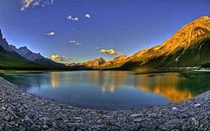 spray, lakes, canada