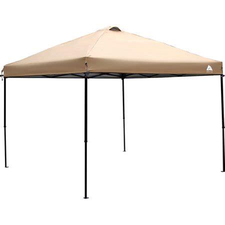 ozark trail    instant straight leg canopy gazebo walmartcom