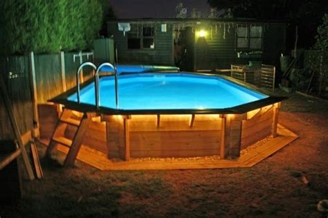 build  deck     ground pool