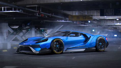 Ford Gt 2015 Wallpaper