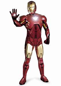 Authentic Iron Man Mark 6 Costume