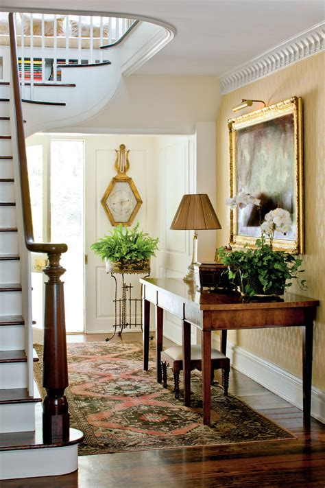 House Fourier by Fabulous Foyer Decorating Ideas Southern Living