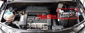 Fuse Box Diagram  U0026gt  Skoda Roomster  2006