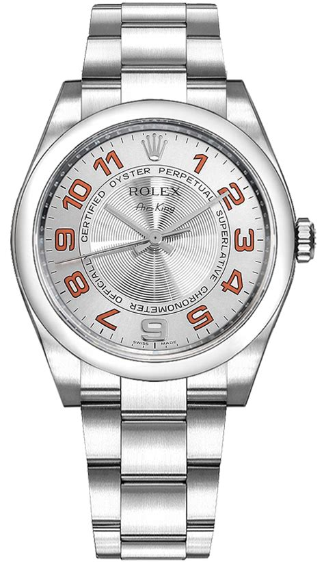 Rolex Air King Oyster Perpetual 34mm Watch 114200