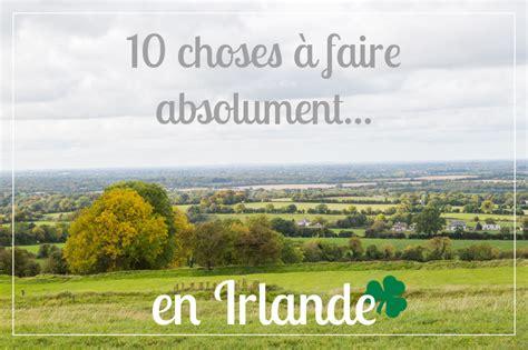 cuisine americaine 10 choses à faire absolument si vous allez en irlande