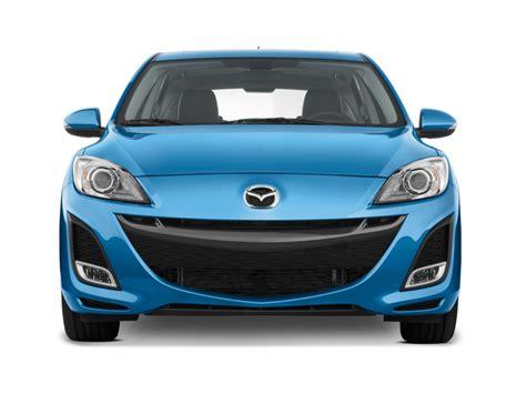 Image: 2011 Mazda Mazda3 5dr Hb Auto S Grand Touring Front