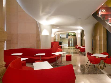 The Opera Garnier Restaurant / Studio Odile Decq   ArchDaily