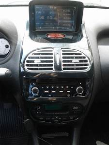 Central Multimidia Peugeot 206 Completa  Gps  Tv  Raro