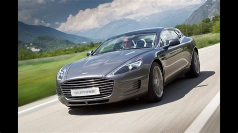 aston martin rapide estate driven bertone jet