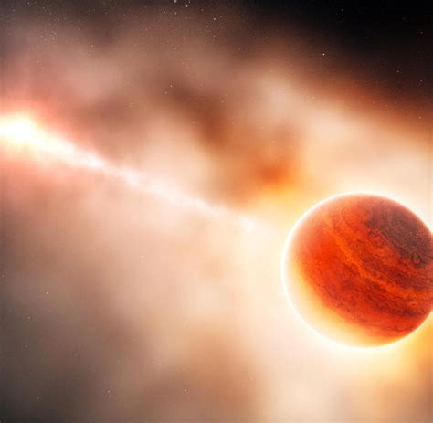 Astronomie: Forscher werden erstmals Zeuge von Planeten ...