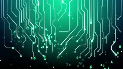 Electronic Technology Circuit Electronics Computer Pattern Abstract