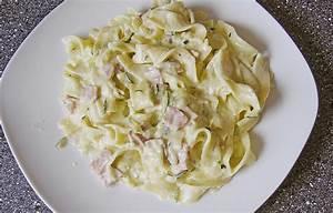 Nudeln Und Co : zucchini sahne nudeln rezept mit bild von ~ Lizthompson.info Haus und Dekorationen