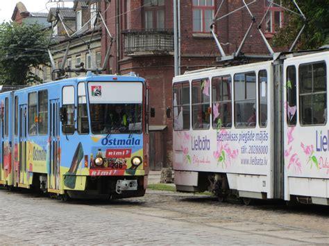 Liepājā tramvaji atsāks kursēt pēc kustības grafikā ...