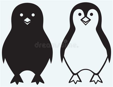 Cartoon Penguin Stock Vector. Illustration Of Illustration