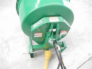 Pto Cement Mixer - Hayes Products