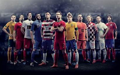 Soccer Players Football Wallpapers