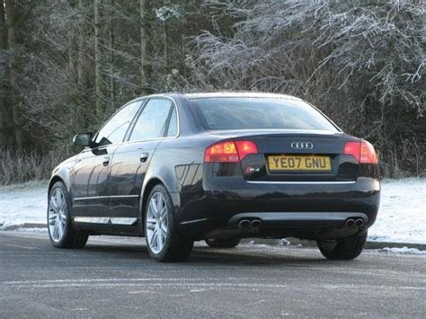 Audi S4 For Sale by Used Audi S4 2007 Petrol Quattro 4dr 4 2 Saloon Black