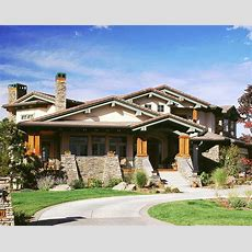 Stunning Mountain Home Plan  11552kn  Architectural
