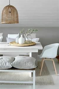Chaises contemporaines salle manger contemporaine avec for Meuble salle À manger avec chaise salle a manger beige