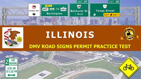 Illinois Dmv Road Signs Practice Test (hard)