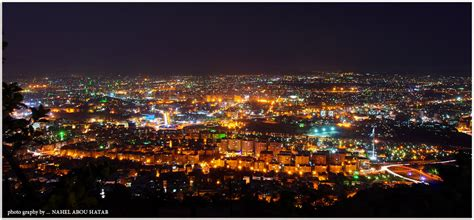 Damascus at night - دمشق ليلا | nahel abou htab | Flickr