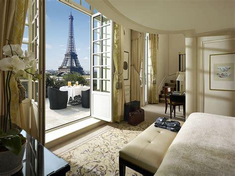 11 hôtels romantiques à avec vue sur la tour eiffel