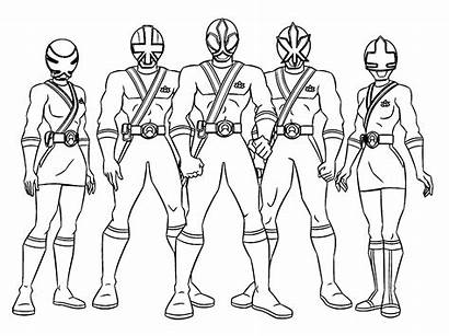 Rangers Power Coloring Pages Try Cool Computer