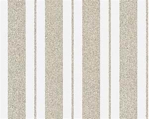 Vliestapete Weiss überstreichbar : vliestapete berstreichbar streifen wei ap pigment 9546 19 ~ Michelbontemps.com Haus und Dekorationen